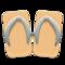 Kimono Sandals (Gray) NH Icon.png