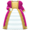 Noble Dress (Ruby Red) NH Icon.png