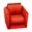 Red Armchair WW Model.png