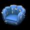 Throwback Mitt Chair (Blue) NH Icon.png