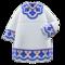Bohemian Tunic Dress (Navy Blue) NH Icon.png