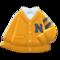 College Cardigan (Orange) NH Icon.png