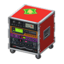 Effects Rack (Red - Emblem Logo)