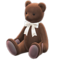 Giant Teddy Bear (Choco - White) NH Icon.png