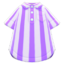 Vertical-Stripes Shirt