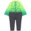 Figure-Skating Costume (Green) NH Icon.png