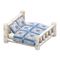 Log Bed (White Birch - Quilted) NH Icon.png