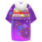 Fancy Kimono (Purple) NH Icon.png