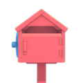 Pink Wooden Mailbox NH Icon.png