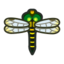 Banded Dragonfly NH Icon.png