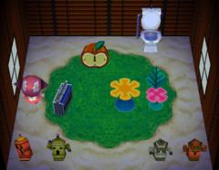 Marcy's house interior