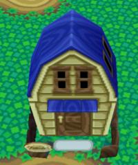 Carmen's house exterior
