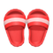 Shower Sandals (Red) NH Icon.png