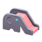Elephant Slide (Gray) NH Icon.png