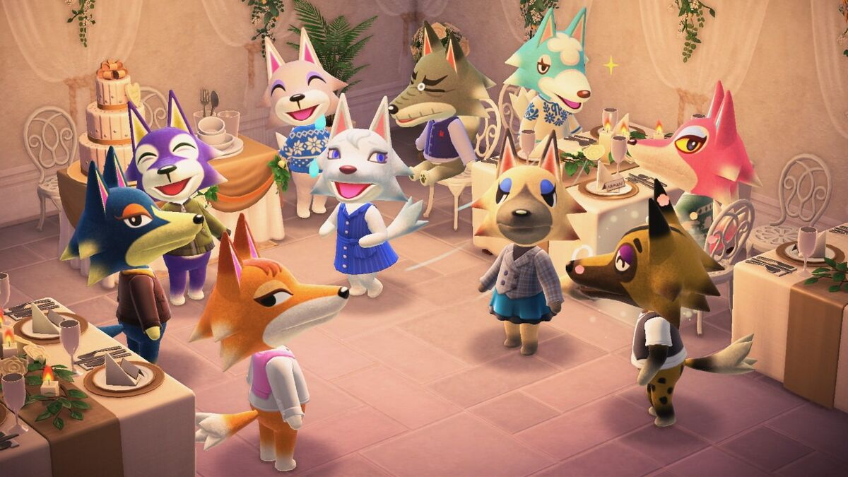 Wolf Animal Crossing Wiki Nookipedia