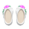 Embroidered Shoes (White) NH Icon.png
