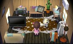 Marshal's house interior