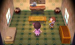 Medli's house interior