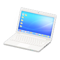 Laptop (White - Desktop) NH Icon.png