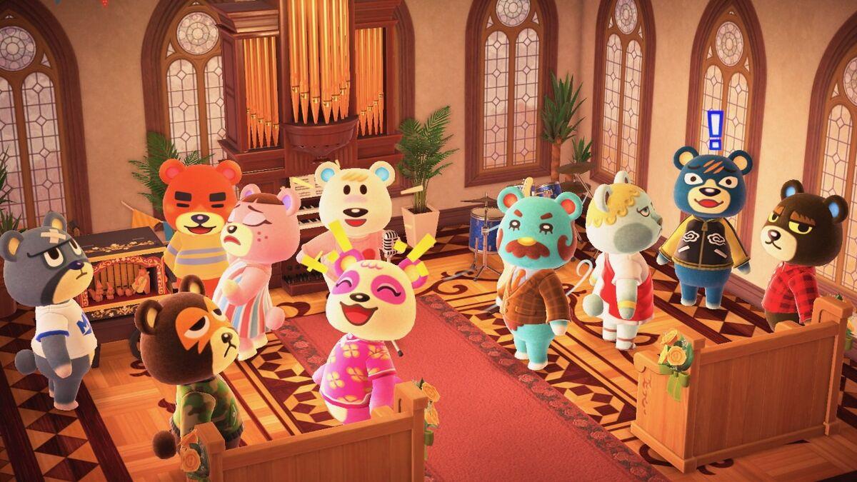 Bear - Animal Crossing Wiki - Nookipedia