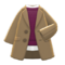 Chesterfield Coat (Brown) NH Icon.png
