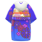 Fancy Kimono (Indigo Blue) NH Icon.png