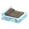 Frozen Bed (Ice - Dark Brown) NH Icon.png