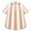 Vertical-Stripes Shirt
