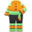 Rumba Costume (Orange) NH Icon.png
