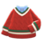 Tennis Sweater (Red) NH Icon.png