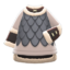 Viking Top (Gray) NH Icon.png
