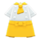 Chef's Outfit (Yellow) NH Icon.png