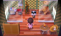 Tasha's house interior