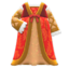 Renaissance Dress (Red) NH Icon.png