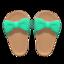 Ribbon Sandals