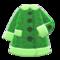 Animal-Print Coat (Green) NH Icon.png