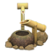 Deer Scare (Dried Bamboo) NH Icon.png