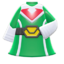 Noble Zap Suit (Green) NH Icon.png