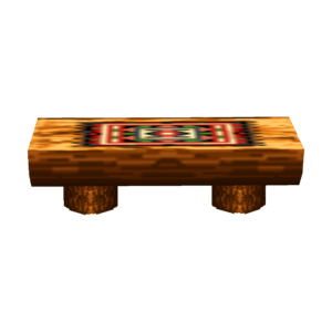Cabin Low Table PG Model.png