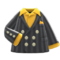 Flashy Jacket (Black) NH Icon.png