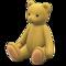Giant Teddy Bear (Caramel Mocha - None) NH Icon.png