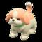 Puppy Plushie (Lemon & White) NH Icon.png