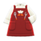 Thank-You Dad Apron (Red) NH Icon.png