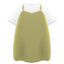 Layered Tank Dress (Beige) NH Icon.png