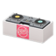 DJ's Turntable (White - Cute Logo)