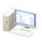 Desktop Computer (White - Search Engine) NH Icon.png