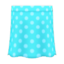 Long Polka Skirt