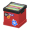 Record Box (Red - Various) NH Icon.png