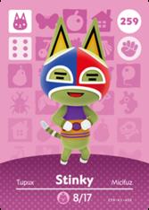 259 Stinky amiibo card NA.png