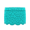 Floral Lace Skirt (Light Blue) NH Icon.png